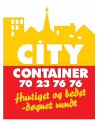 City Container logo